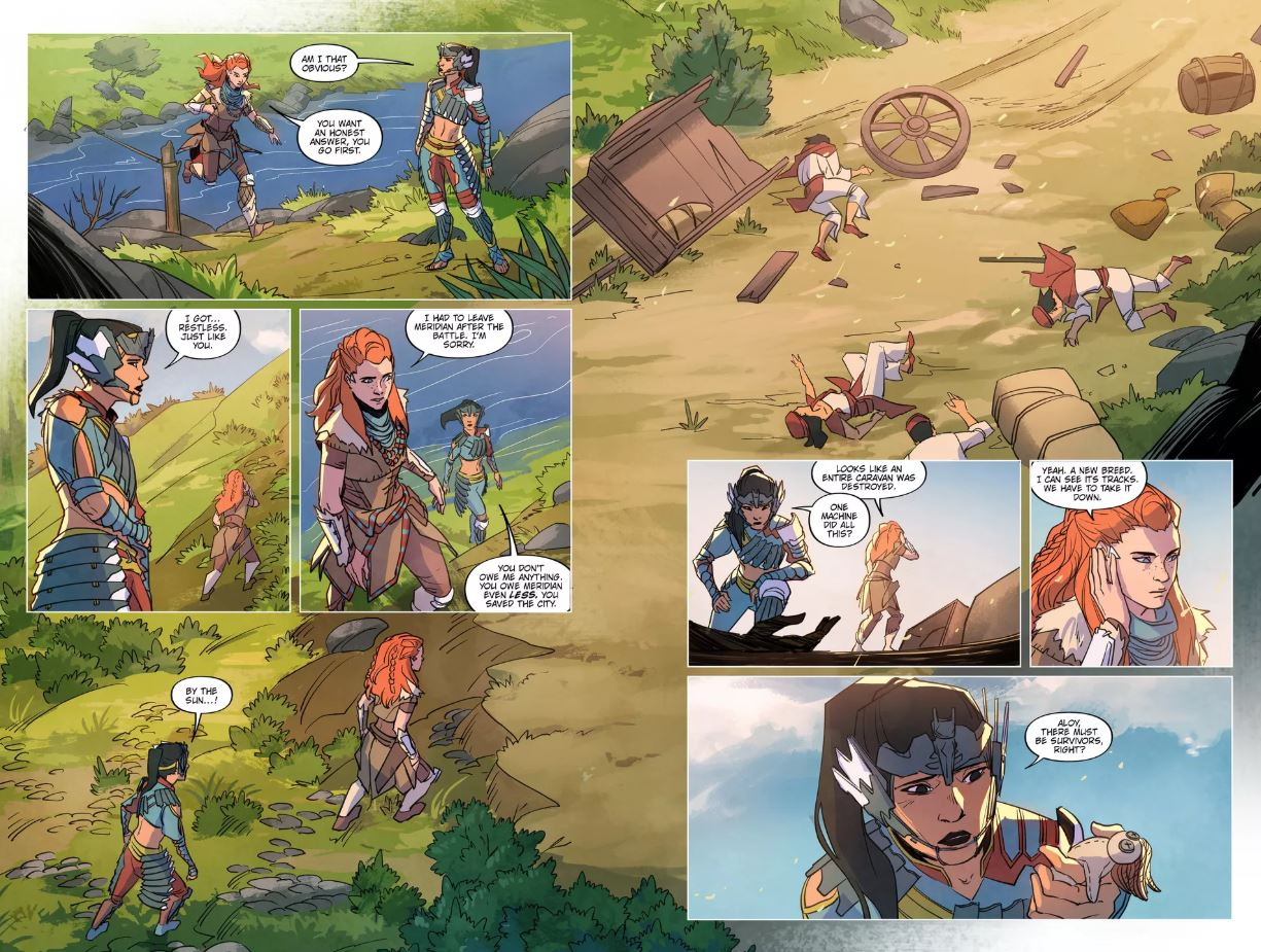 see-four-pages-from-the-upcoming-horizon-zero-dawn-comic-book-2
