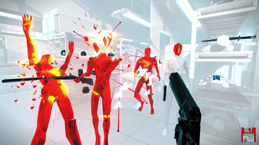 SUPERHOT Mind Control Delete: How to Watch Real-Time Replays