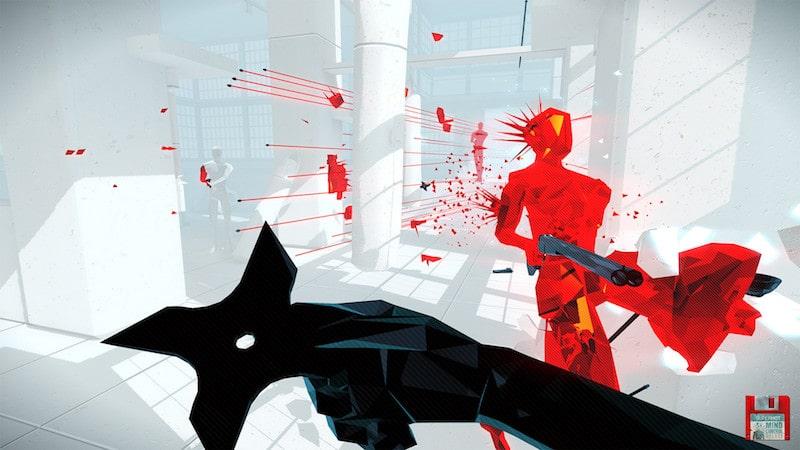Superhot Mind Control Delete PS4 Review 2