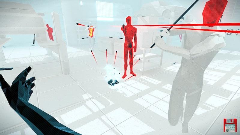 Superhot Mind Control Delete PS4 Review 3