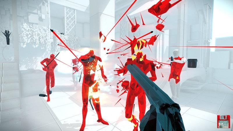 Superhot Mind Control Delete PS4 Review 4
