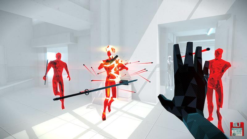 Superhot Mind Control Delete PS4 Review