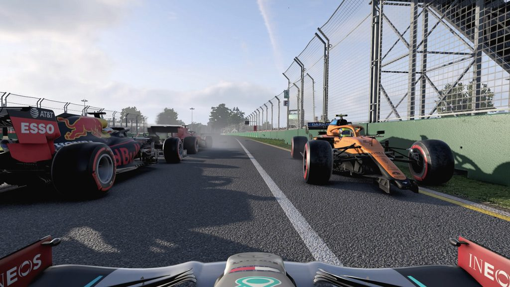 Codemasters shares rise on release of 'F1 2020' game