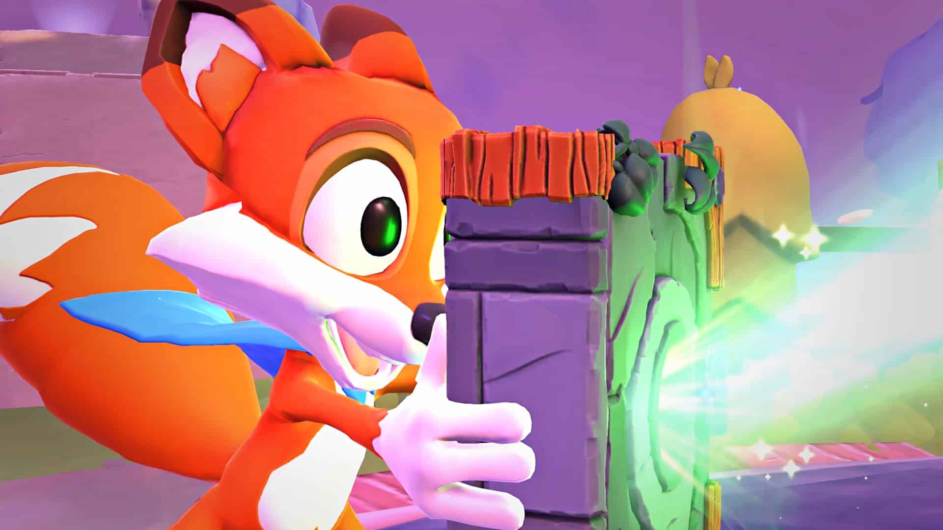 Super Lucky's Tale Review 01