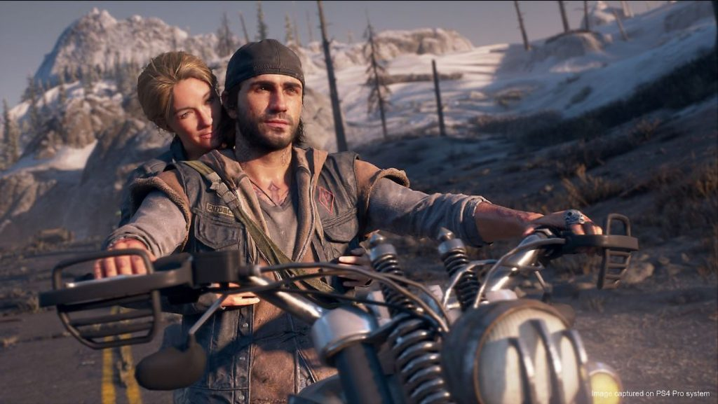 PS4 SSD Days Gone