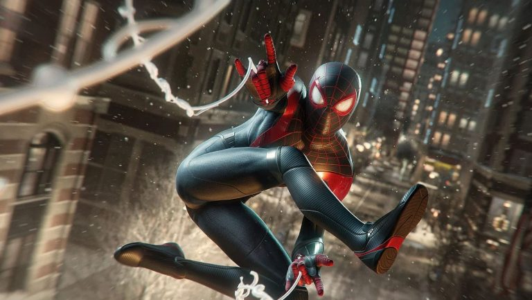Best PS4 exclusives miles morales