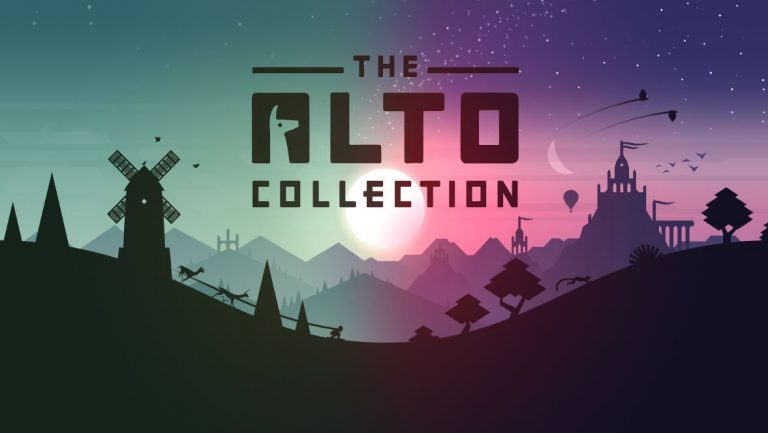 Best PS4 Games 2020 The Alto Collection