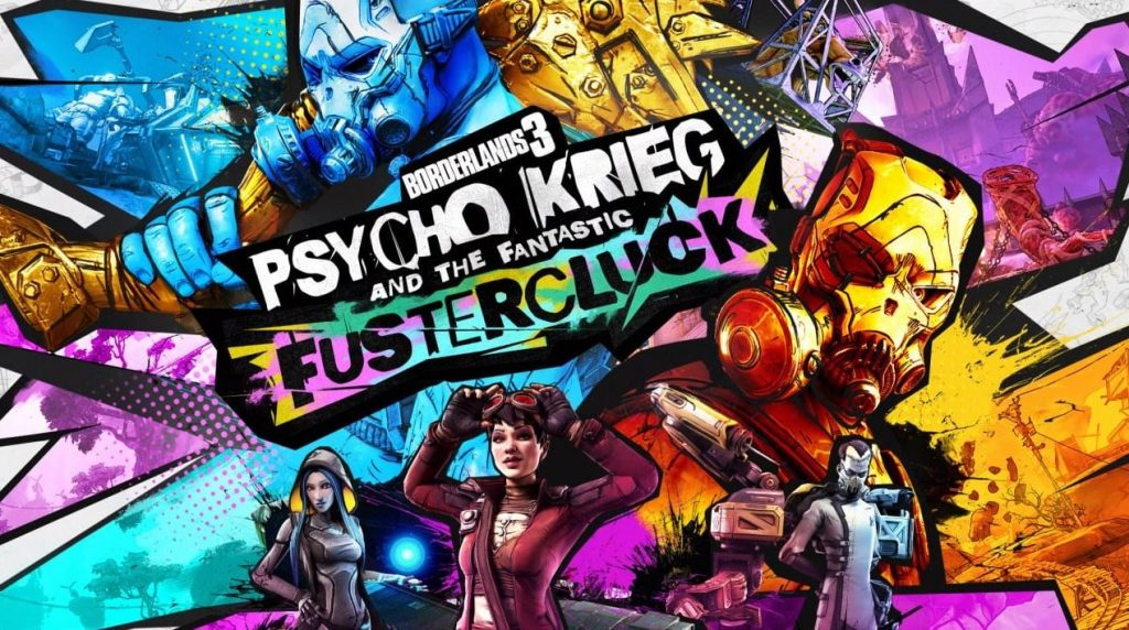 borderlands-3s-fourth-dlc-psycho-krieg-and-the-fantastic-fustercluck-releases-in-september