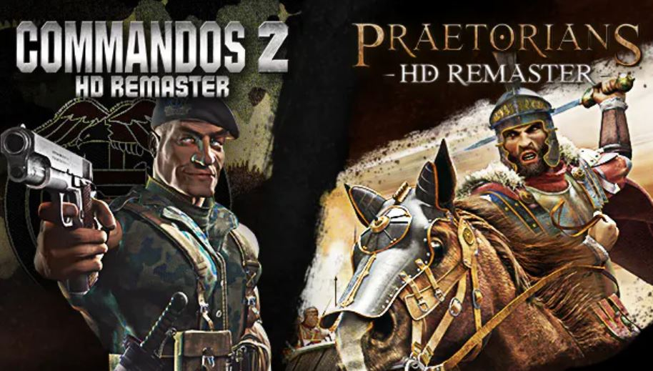 commandos-2-praetorians-hd-remaster-double-pack-ps4-news-reviews-video