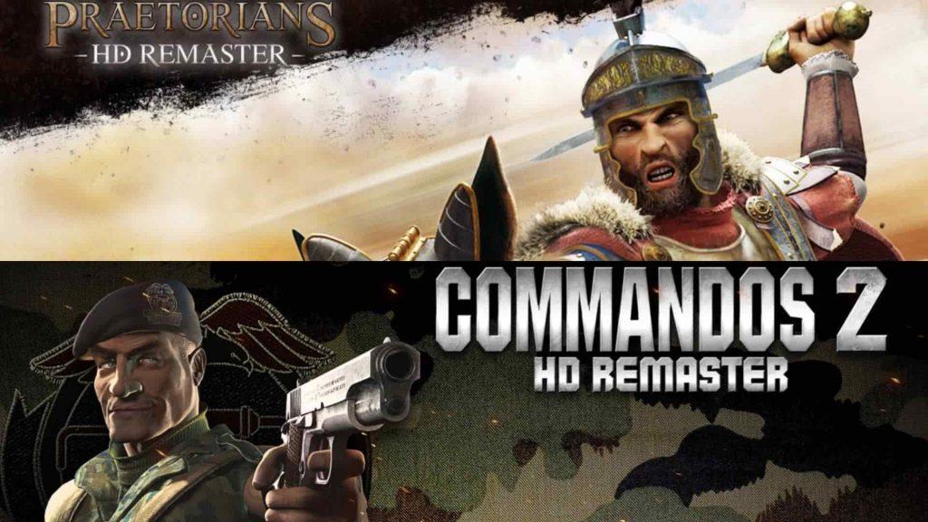 commandos-2-praetorians-hd-remaster-double-pack-ps4-news-reviews-videos