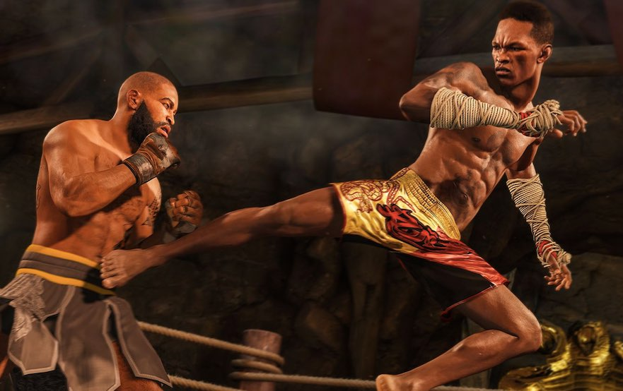 EA Sports UFC 4 PS4 Review 2