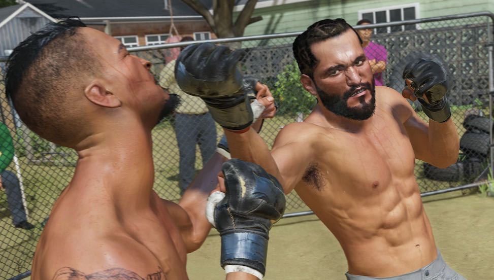 EA Sports UFC 4 PS4 Review