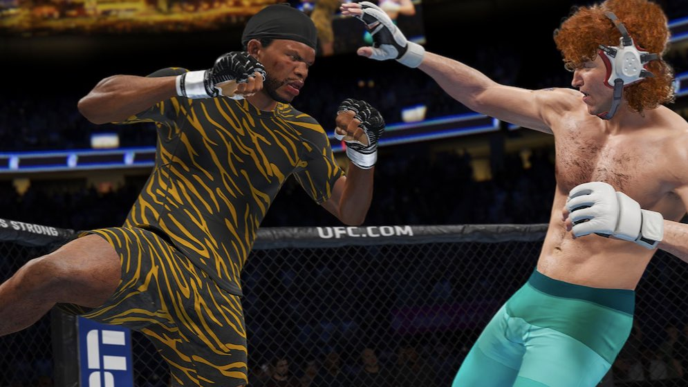 EA Sports UFC 4 PS4 Review 5