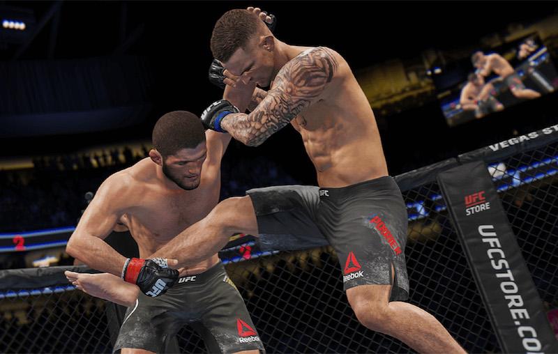 EA Sports UFC 4 PS4 Review