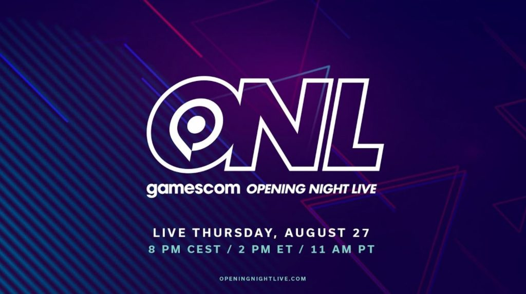 Watch the Gamescom 2020 live stream with us at 1:40pm ET