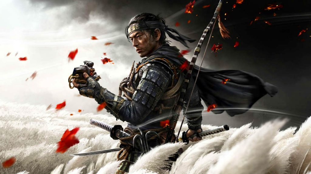 ghost-of-tsushima-45-minute-documentary-and-deluxe-edition-goodies-now-available-to-buy