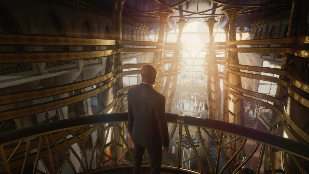 Hitman is heading into a world of VR