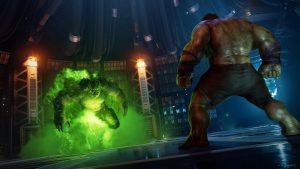 Marvels avengers ps4 closed beta