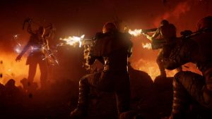 new-outriders-co-op-gameplay-showcases-new-weapons-abilities-and-bosses