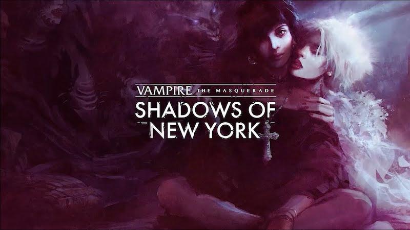Vampire The Masquerade - The Shadows Of New York