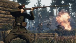 WW1 Game Series PS4
