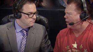WWE 2K Battlegrounds Commentary