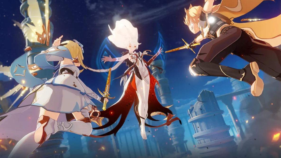 Zelda-Inspired JRPG Genshin Impact's PS4 Release Date ...