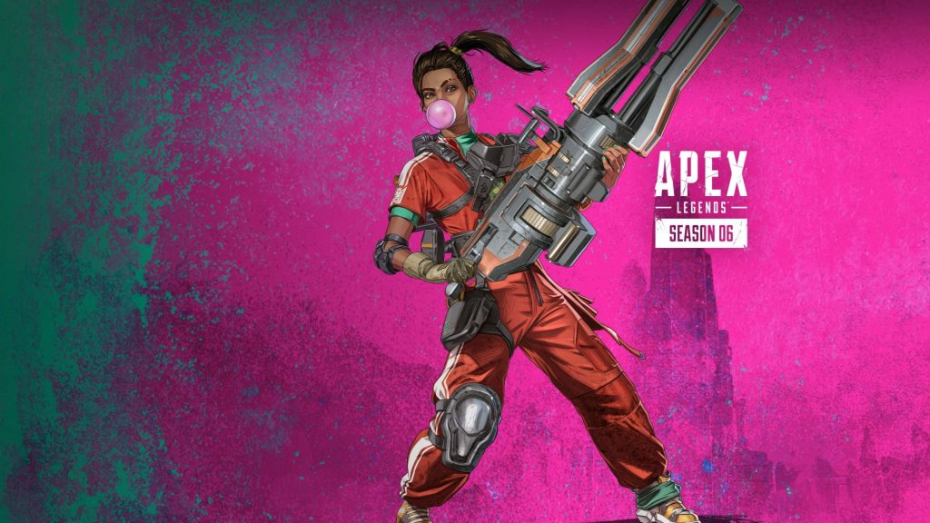 Apex Legends - PS4 - Wallpapers - 1920x1080