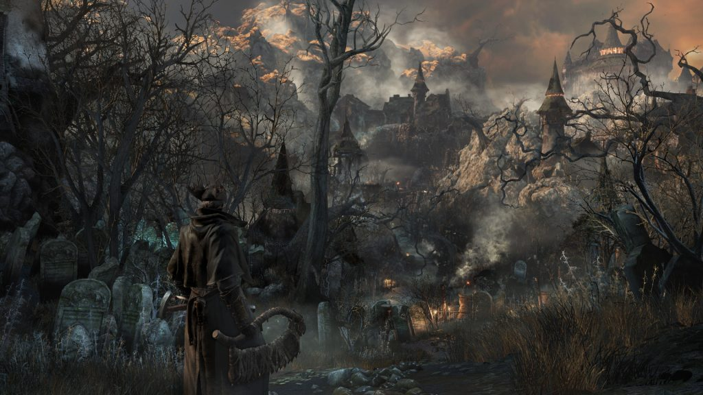 Bloodborne - PS4 - Wallpapers - 1920x1080