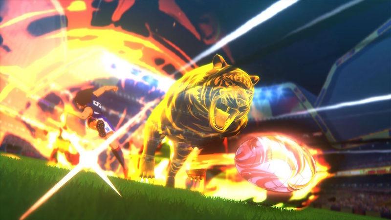 Captain Tsubasa: Rise of New Champions PS4 Review 2
