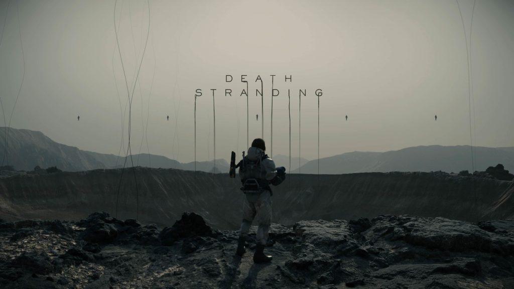 Death Stranding - PS4 - Wallpaper - 1920x1080