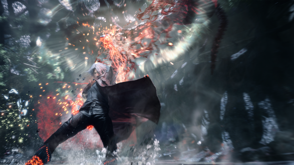 Devil May Cry 5 - PS4 - Wallpapers - 1920x1080