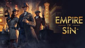 Empire of Sin - Release Date for PS4
