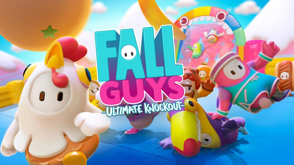 Fall Guys: Ultimate Knockout - PS4 - Wallpapers - 1920x1080