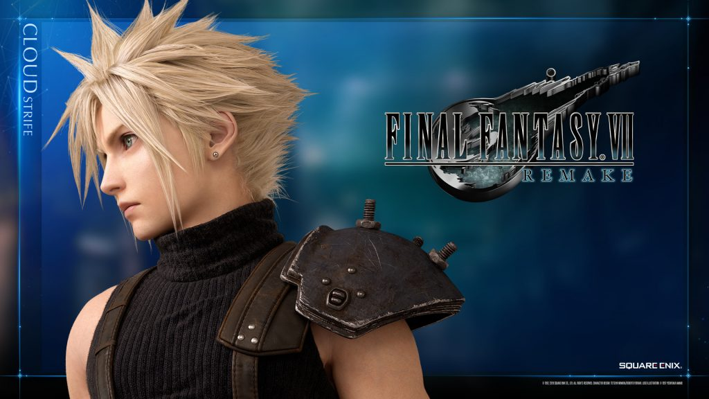 Final Fantasy VII Remake - PS4 - Wallpapers - 1920x1080