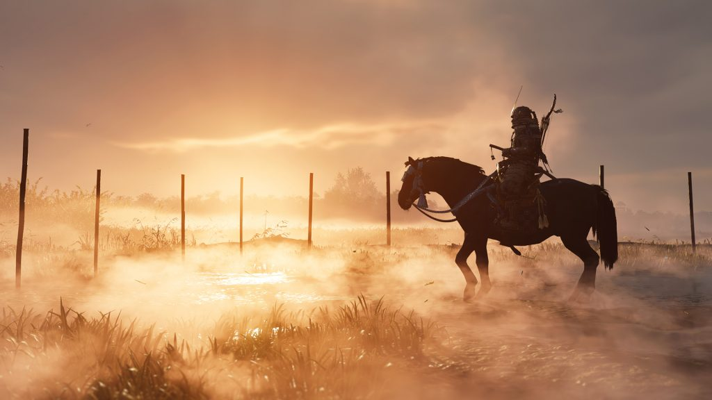 Ghost of Tsushima - Wallpapers - 1920 x 1080 - PS4