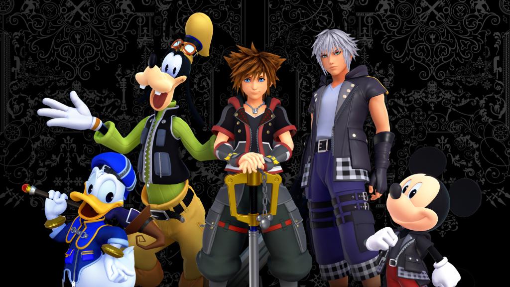 Kingdom Hearts 3 - PS4 - Wallpapers - 1920x1080