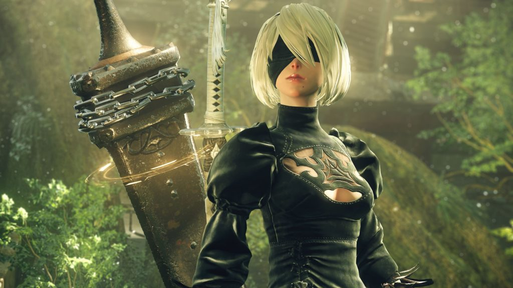 Nier: Automata - PS4 - Wallpapers - 1920x1080
