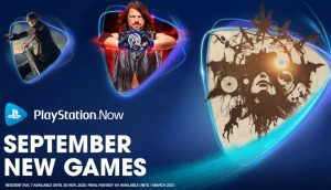 PS Now September 2020 Games Revealed, Includes Resident Evil 7 And Final Fantasy 15