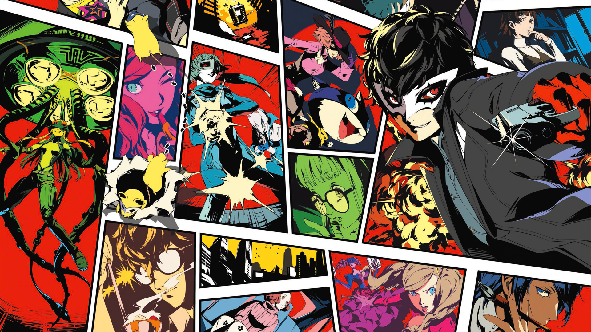 Persona 5 Royal Wallpapers Playstation Universe