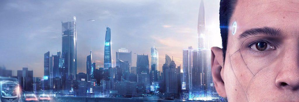 Quantic Dream - Detroit: Become Human - PS4