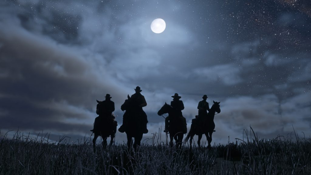 Red Dead Redemption 2 - PS4 - Wallpapers - 1920 x 1080