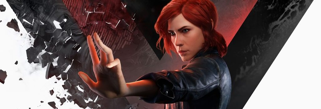 Remedy Entertainment - Control - PS5