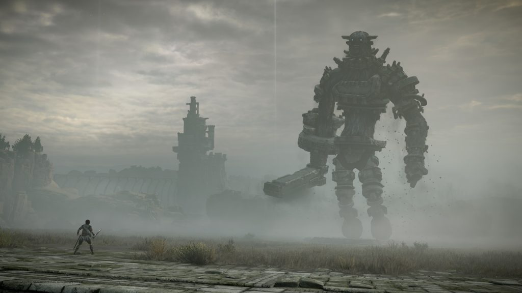 Shadow of the Colossus - PS4 - Wallpapers - 1920x1080
