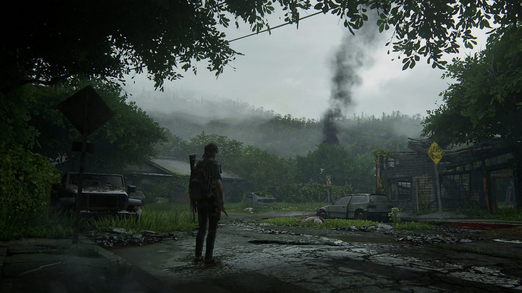 The Last of Us: Part II - PS4 Wallpapers - 1920 x 1080