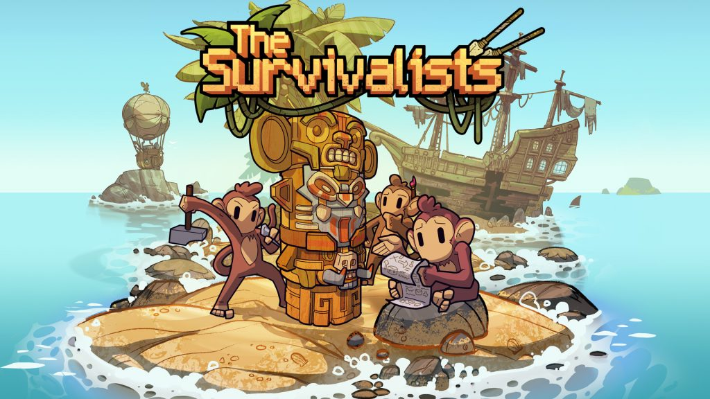 The Survivalists - PS4 - Wallpapers