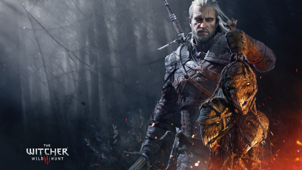 The Witcher 3: Wild Hunt - PS4 - Wallpapers - 1920x1080