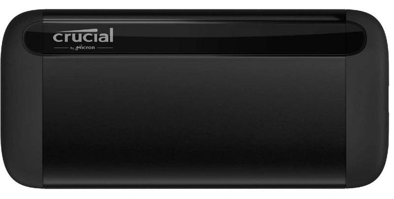 best PS5 external hard drive Crucial X8 SSD