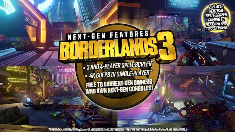 Borderlands 3 PS5