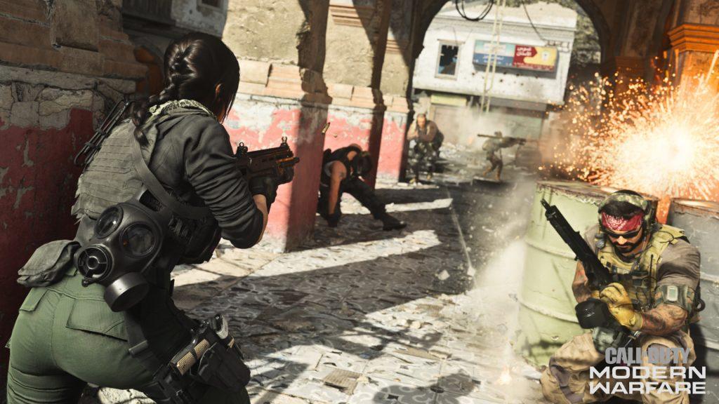 Call of Duty: Modern Warfare - PS4 - Wallpapers - 1920x1080